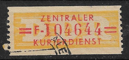 DDR-Dienst  17 O - Service