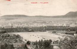 TOULON - Vue Générale - - Toulon