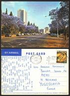 Zimbabwe HARARE Livingstone House Nice Stamp  #32854 - Zimbabwe
