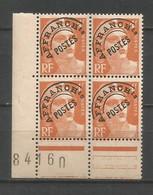 Timbre De France Préoblitéré  Neuf **  N 99  Vendu En Bloc De 4 - 1893-1947