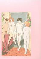 Série Nus Et Nues - Ephèbes Et Nymphettes Vers 1900 (H. Gueffier) - Other Illustrators