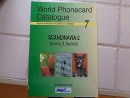 Norway & Sweden Phonecards Catalog - Norwegen