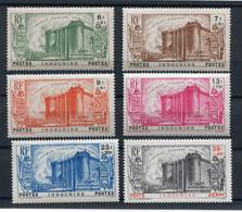!!! INDOCHINE, SERIE BASTILLE N°209/213 + PA N°16 NEUVES ** - Unused Stamps