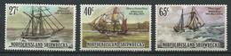 298 NORFOLK 1982 - Yvert 285/87 - Bateau Voilier - Neuf ** (MNH) Sans Charniere - Norfolk Island