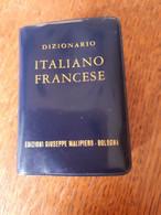 Dizionario Italiano Francese Stilf 1961 - Non Classificati