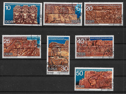 DDR  1584-1590 O - Used Stamps