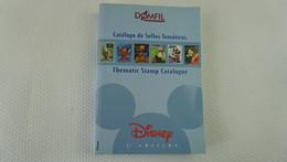 Domfil Thematic Stamp Catalogue Disney  1a Edición - Tematiche