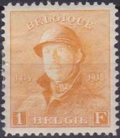 Belgie    .  OBP  .   175    .   *  .   Ongebruikt Met Gom    .   / .   Neuf Avec Gomme - 1919-1920 Trench Helmet