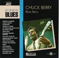 CD GENIES DU JAZZ BLUES CHUCK BERRY Blues Berry - 18 Titres - Jazz
