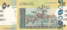 SUDAN 50 POUNDS 2006 P-69 CRISP EF/XF - Sudan