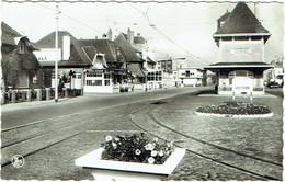 Westende. Avenue Henri Jaspar Laan. - Westende
