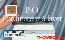 FRANCIA. Iso Thomson. 1989-01. 0046D. (838) - 1989