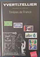 Catalogue Timbres De France T1 Yvert Et Tellier 2019 - Francia