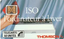 FRANCIA. Iso Thomson. 1989-01. 0046B Bis. (839) - 1989