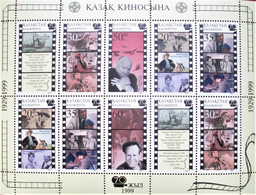Kazakhstan  1999 Cinema   M/S  MNH - Kazakhstan