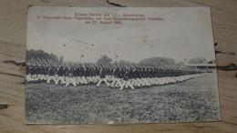 METZ : Grosse Parade 1908 ............. 201101d-4027 - Metz