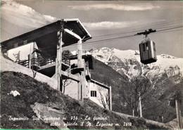 FUNIVIA. Stazione. Tremenico. Val Varrone. Monte Legnone. Lecco. 1st - Lecco