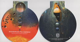 Turkey (2020) - Booklet - /  Planets - Solar System - Astronomia - Astronomie - Astronomy - Space - Astronomia