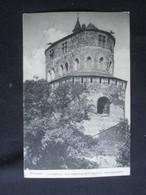 CP LUXEMBOURG (M1701) VIANDEN (2 Vues) Le Château - Vue Extérieure De La Chapelle - Schlosskapelle - Vianden