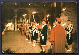 Croatia Yugoslavia Durovnik 1972 / Festival, National Costumes / Small Postcard 10 X 7 Cm - Iraq