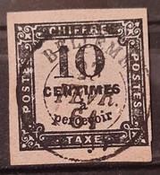 France 1861 N°2 Ob TB - 1859-1955 Afgestempeld