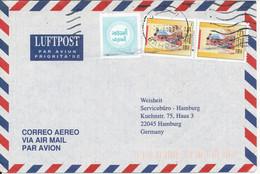 Bahrain Air Mail Cover Sent To Germany 9-7-1996 - Bahrain (1965-...)