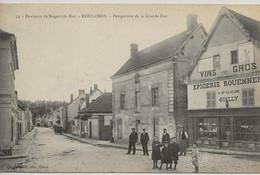 COULOMBS :la Grande Rue - Altri Comuni