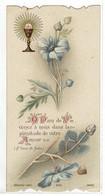 IMAGE PIEUSE Et RELIGIEUSE: Première Communion - Saint-arthémy De Blanzac - 1901- - Religion & Esotericism