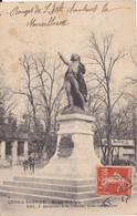 Lons-Le-Saunier. Rouget De L'Isle. (Edit. J. Jacquier à La Civette.) (39 Jura.) - Lons Le Saunier