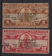 Philippines - Internal Revenue - Documentary - Victory - 1947 - Philippines