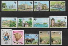 Fidschi - Inseln 1979/84 Lot Mi.-Nr. 402....509 **/MNH - Fiji (1970-...)