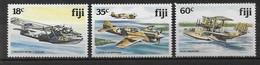 Fidschi - Inseln 1981 Lot Mi.-Nr. 449-451 **/MNH - Fiji (1970-...)