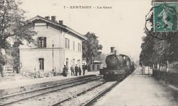 Xertigny (Vosges) - La Gare - Xertigny