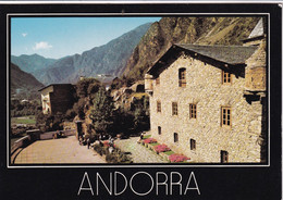 VALLS D'ANDORRA - ANDORRA LA VELLA - CASA DE LA VALL - Andorra