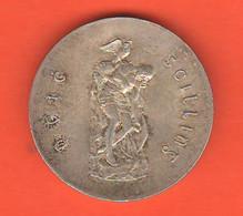 Irlanda 1 Scellino 1966 One Schilling Easter Revolt 1916 / 1966 - Ireland