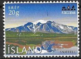 Islande 2002 N°932 Neuf** Année De La Montagne Snaefel - Ungebraucht