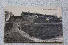 Cpa 1921, Sedan, L'hôpital Militaire, Militaria, Ardennes 08 - Sedan