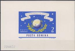 SPACE - ROMANIA - S/S Imp. MNH - Zonder Classificatie