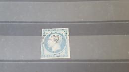 LOT539090 TIMBRE DE FRANCE OBLITERE N°10 - 1852 Luigi-Napoleone