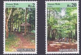 Mauritius 2015, Nature Walk, MNH Stamps Set - Mauritius (1968-...)