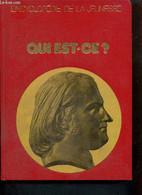 Encyclopédie De La Jeunesse : Qui Est-ce ? - Prigent Simone, Simoni Georges - 1971 - Encyclopaedia