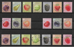 4800/09° - 2018 / Grove & Fijne Tanding - Used Stamps