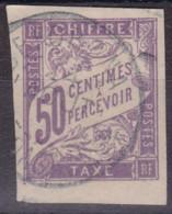Taxe 50c Beforona Madagascar - Postage Due