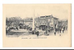 (30229-13) Aubagne - Place De L'Obélisque - Aubagne