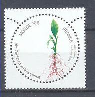 Año 2015  Nº5012 Conferencia Climatica Paris - Unused Stamps