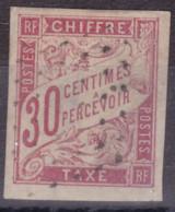 Taxe Losange De Points - Postage Due