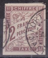 Taxe 2F Fort De France Martinique - Taxes
