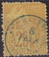 Alphée Dubois 25c Canala Nouvelle Calédonie - Alphée Dubois