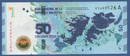 ARGENTINA - P. 362a – 50 Pesos ND (2015) UNC  Serie A - Argentinien