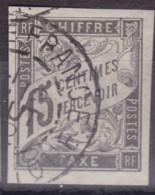 Taxe 15c Martinique Fort De France - Postage Due